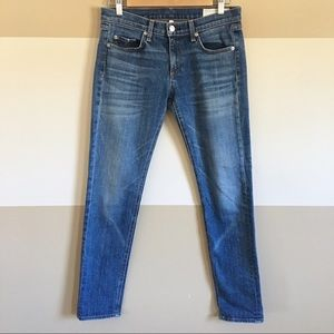Rag & Bone The Dre Slim Fit Boyfriend Jeans 27